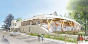 Futur centre aquatique