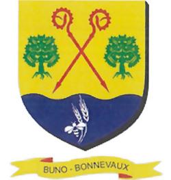 Blason de Buno-Bonnevaux